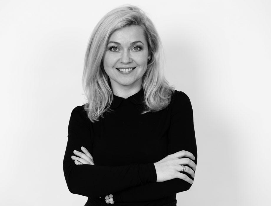 Лита Липиня / Руководитель рекламных проектов