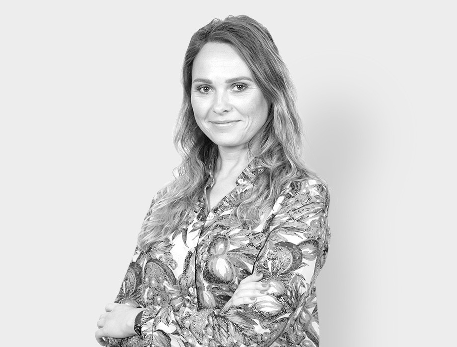 Анна Дабра / Pуководитель рекламных проектов