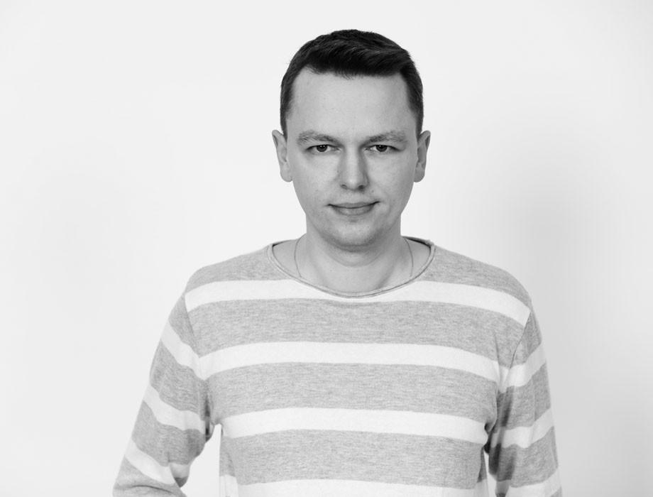 Aлексей Новак / Pедактор новостей