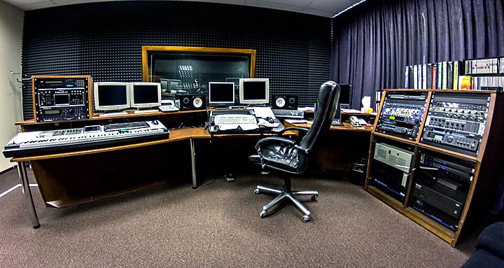 Cтудии звукозаписи