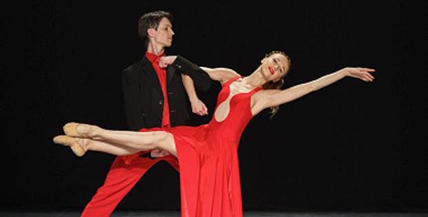 «Хорошие новости» 24 апреля о премьере балета «Три встречи»