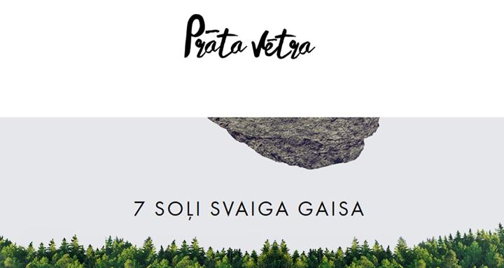 Prāta Vētra приглашает на секретную презентацию нового альбома